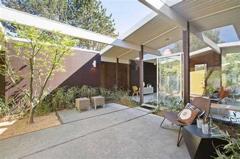 eichler style open house obsession behold the perfect eichler in san