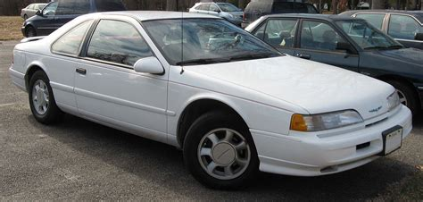 car engine manuals 1994 ford thunderbird interior lighting ford thunderbird tenth generation wikipedia
