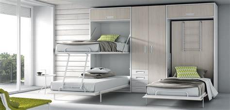 habitaciones juveniles camas abatibles literas y camas abatibles juveniles muebles garcia