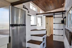 tiny house with large kitchen and two lofts idesignarch interior design home ideas small full size