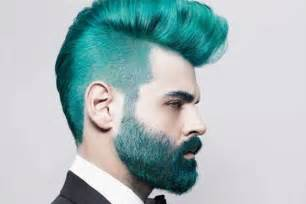 Purple hair me