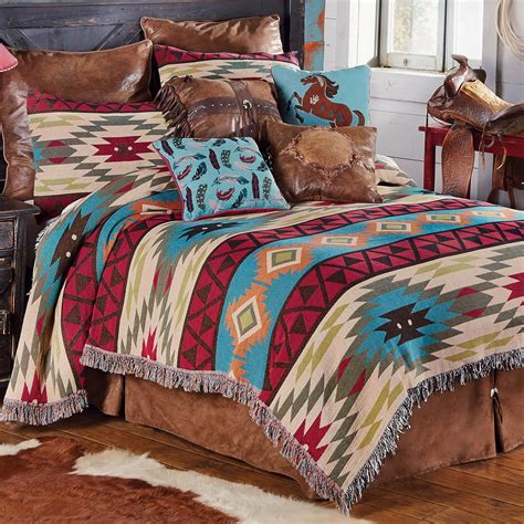 tapestry coverlet southwest expressions tapestry coverlet king