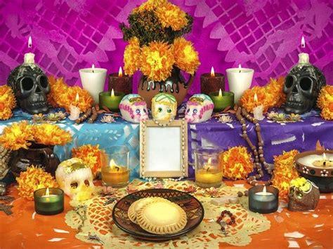 imagenes de ofrendas aztecas el d 237 a de los muertos y la cultura azteca sobrehistoria com