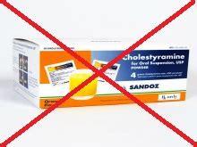 Cholestyramine Mold Detox treatment for mold sickness why we don t use cholestyramine