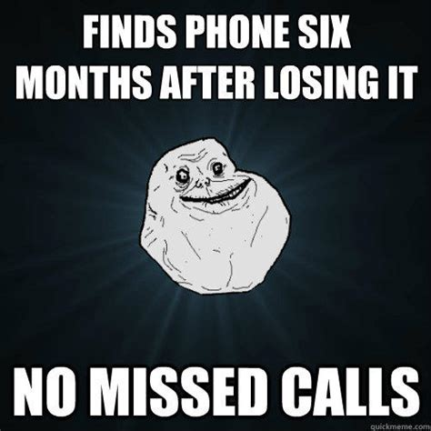 Phone Sex Meme - finds phone six months after losing it no missed calls