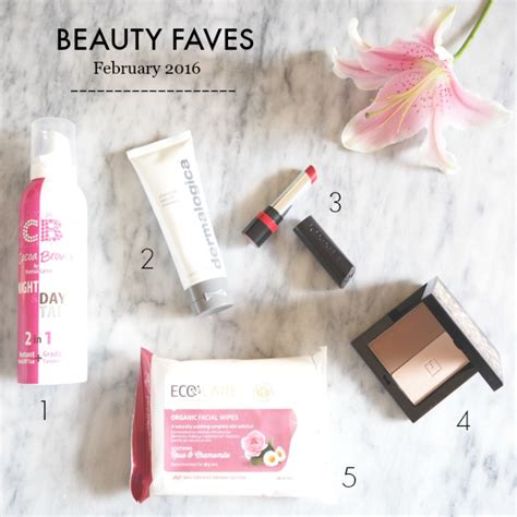 beauty and style favourites february beauty favourites february 2016 styling you