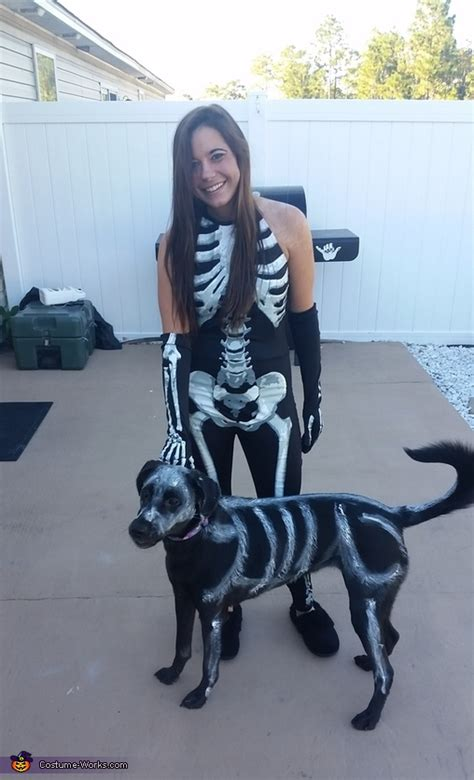 skeletons  friend costume
