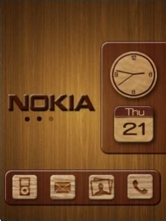 download samsung style nokia theme mobile toones nokia flower clock theme downlod search results