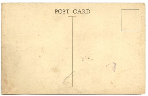 vintage postcard template berghinz vintage collectibles vintage postcard uk