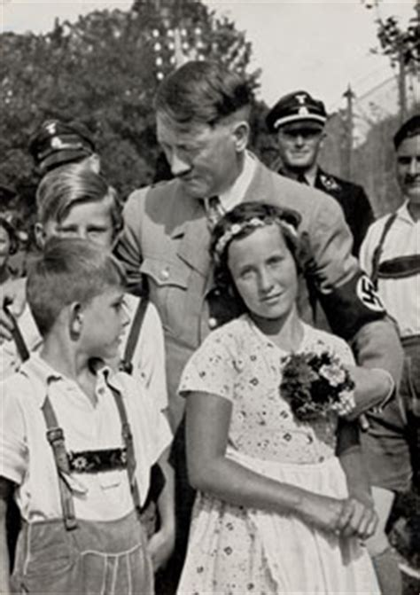 hitler biography for students revealed nazi scheme to kidnap aryan children from