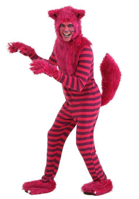 cat costumes deluxe cheshire cat costume