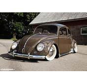 Clean &amp Classy // Roland's Beautiful VW Beetle  StanceNation