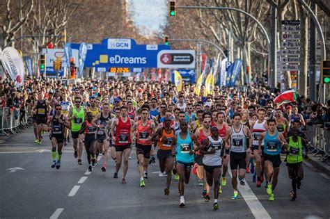 Barcelona Half Marathon | la edreams mitja marat 243 de barcelona 2016