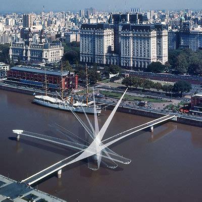 bridge la mujer data  plans wikiarquitectura