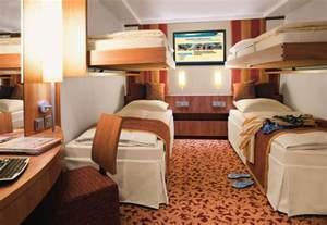 aida 4 bett kabine kabinen der aidamar kabinenaustattung guide