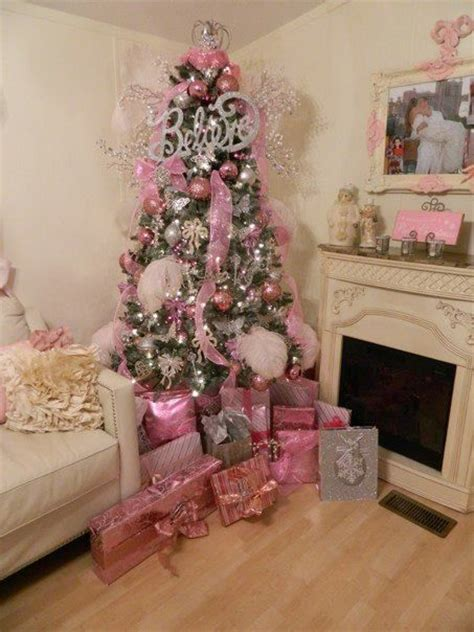 25 unique pink christmas decorations ideas on pinterest
