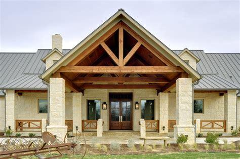rustic texas home plans texas hill country retreat rustic exterior dallas