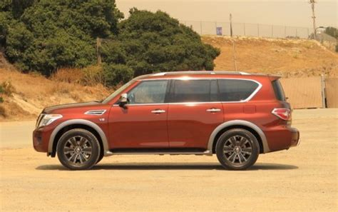 2017 nissan armada vs chevrolet tahoe, ford expedition