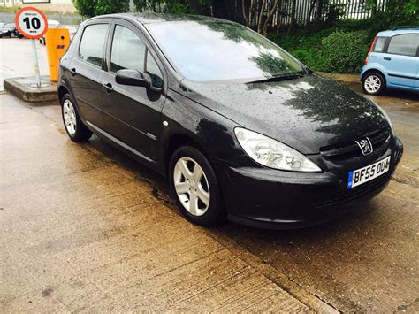 peugeot 307 55 plate peugeot 307 1 6 sport hdi 55 plate needs a turbo