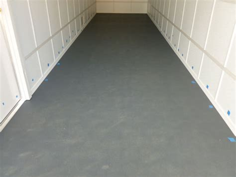 custom container flooring options container technology inc