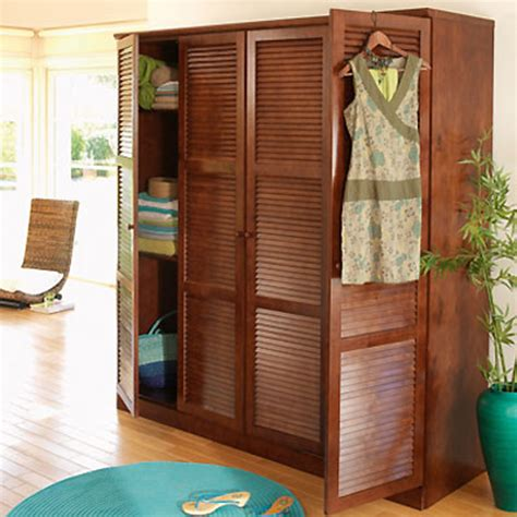 Armoire Exotique by Armoire 4 Portes Isidore Exotique Anniversaire 40 Ans