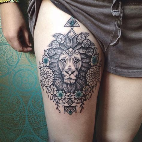 leo tattoos for females 101 designs for boys and to live daring