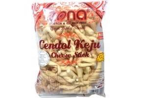 Snack Stick Keju Cheese Stick zona cendol keju cheese stick kue gabus 5 3oz 8997009730095