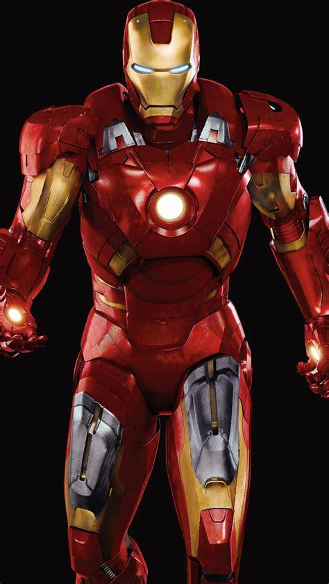 wallpaper iron man marvel comics superheroes hd