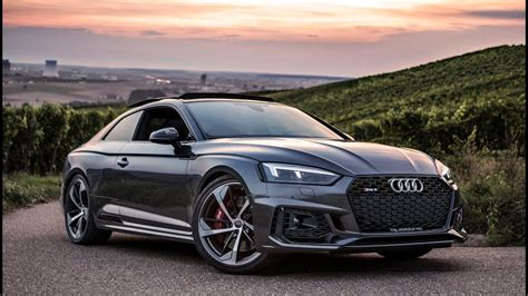 audi r5 coupe perfectly specced the new 2018 audi rs5 coup 233 450hp