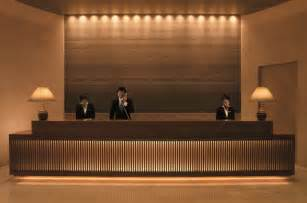 Luxury Reception Desk Hotel Reception Lighting Search Id Projects