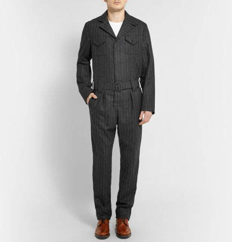 New Style Mr Grey Ot Termurah s gray chalk striped wool siren suit wool gray and suits