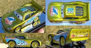 Lightning Mcqueen Yellow Car Name Spectraflame Yellow Lightning Mcqueen Photo By