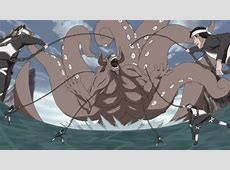 Eight-Tails Subduing Team | Narutopedia | FANDOM powered ... Hachibi Vs Sasuke