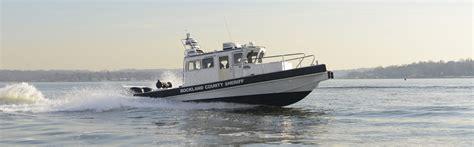 boat delivery rockland patrol boat delivery lake assault