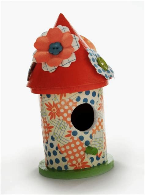 birdhouses crafts mini birdhouse think crafts by createforless