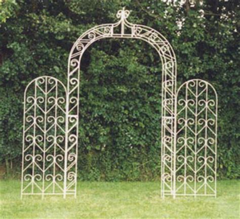 pavilion garden arch from wessex forge