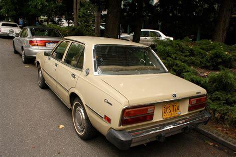 1977 Toyota Corona Parked Cars 1977 Toyota Corona