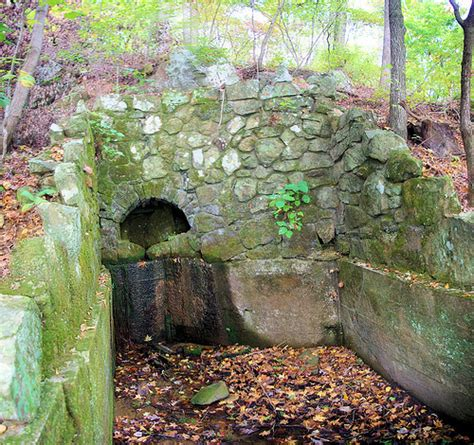 S Garden Fort Smith by Ozark Highlands Trail Along Lake Fort Smith October 21