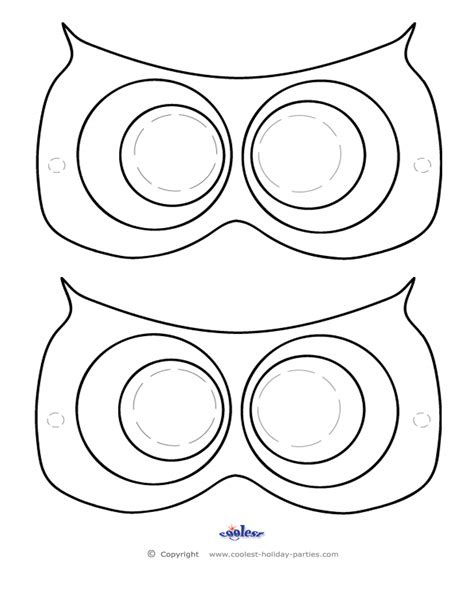 printable animal eye mask template best photos of printable masquerade masks masquerade