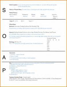 Clinical Progress Note Template by 9 Progress Note Template Plantemplate Info