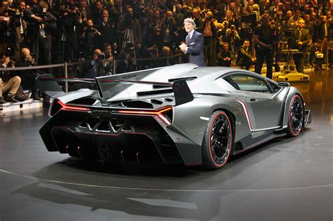 Who Bought Lamborghini Veneno Lamborghini Veneno Geneva 2013 Photo Gallery Autoblog