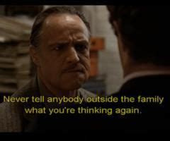gangster movie quotes about family 17 best images about mafia gangster quotes on pinterest