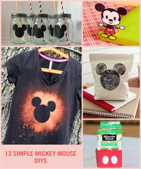13 easy mickey crafts babble