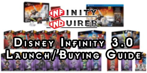 the millenial s guide to infinity your infinity will be as vast as your beliefs books disney infinity 3 0 launch buying guide how to save