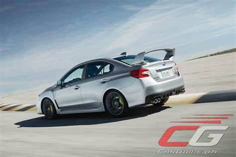 subaru philippines subaru out to steal civic type r s thunder 2018 wrx and