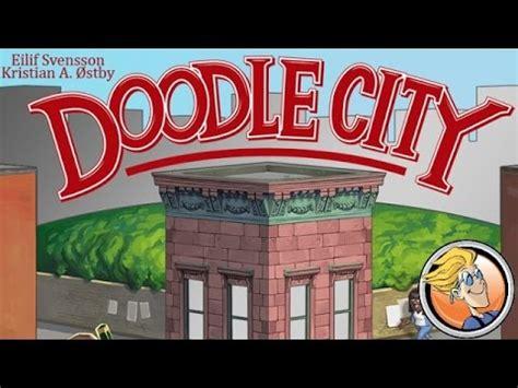 doodlebug boulder city 2014 doodle city overview spiel 2014