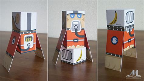 How To Make Amazing Paper Toys - paper toys cheapest way to pimp your cube geekadelphia