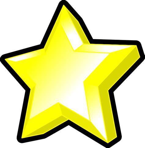 3d Star Clip Art At Clker Com Vector Clip Art Online 3d Cliparts