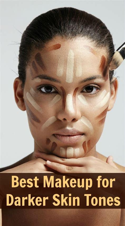 5 Best Foundations For Winter Time by Best Makeup For Darker Skin Tones Black Makeup