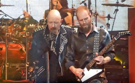 rob set list judas priest kicks firepower world tour in wilkes